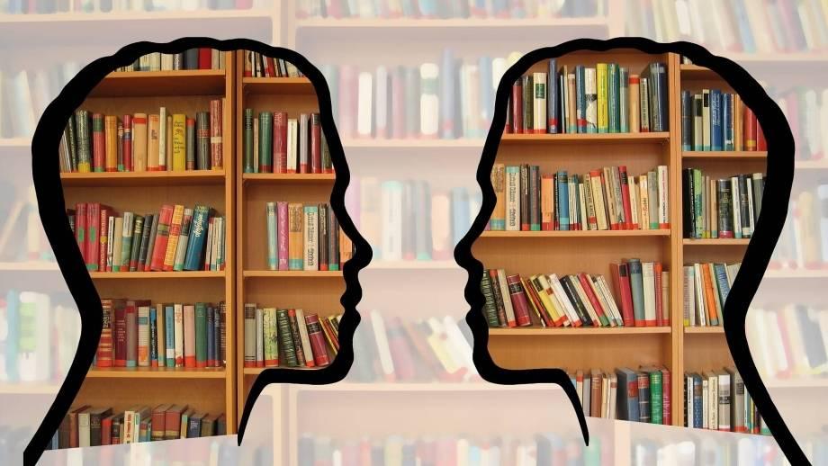 twee hoofden