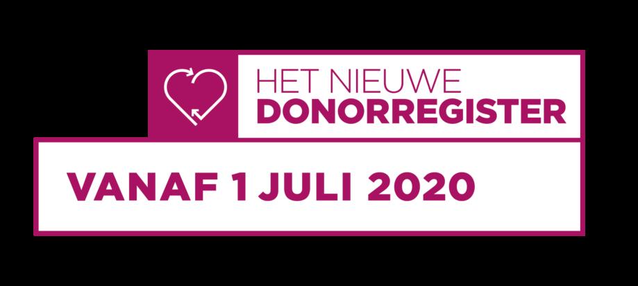 logo Nieuwe Donorregister