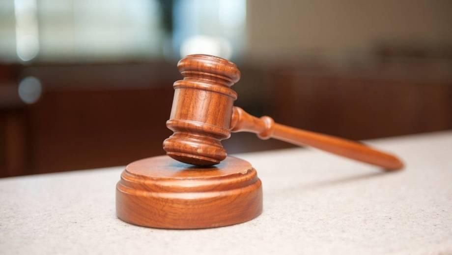 foto van hamer van rechter